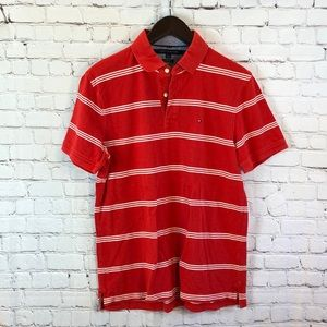 Tommy Hilfiger classic fit striped polo